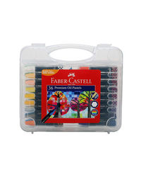 Premium Hexagonal Oil Pastels Set Of 36, mix