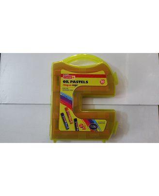 Camel Oil Pastels 50 Shades C Shape