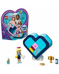 Lego Friends Stephanie'S Heart Box Building Blocks, Age 6+