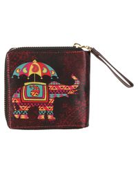 Wallets And Clutches: W04-139, blue