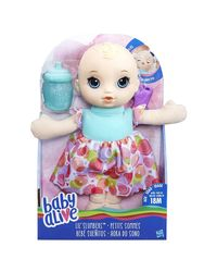 Baby Alive Lil Slumbers Blonde Doll, Age 18M+