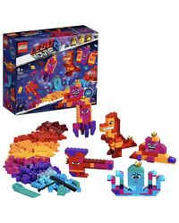 Lego Movie 2 Queen Watevra'S Build Whatever Box Building Blocks, Age 6+