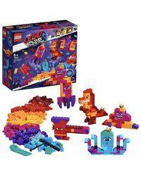 Lego Movie 2 Queen Watevra'S Build Whatever Box Building Blocks, Age 6+