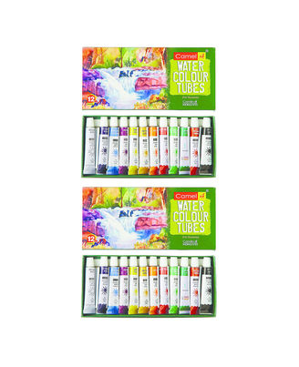 Student Water Color Tube As-12