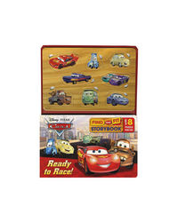 Disney Pixar Cars Ready To Race, na
