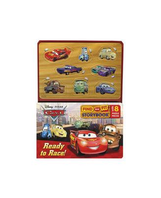 Disney Pixar Cars Ready To Race, na