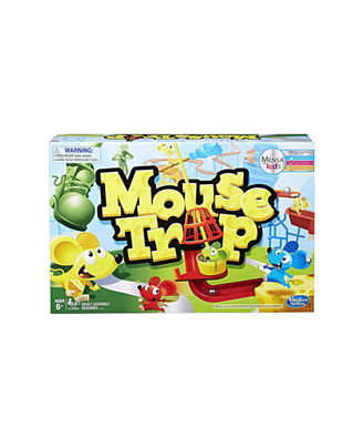 Hasbro Games Classic Mousetrap, Age 6+