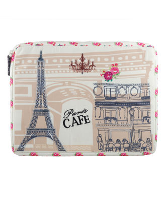 Paris Cafe Laptop Sleeve