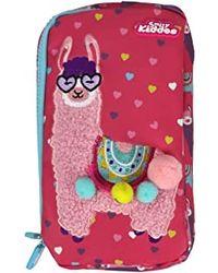 Smily Llama Pencil Case