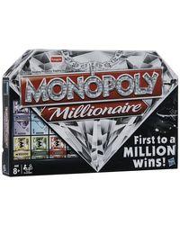 Hasbro Games Monopoly Millionaire, Age 8+