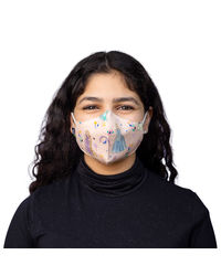 Airific Disney - Princess All Over Face Covering XS