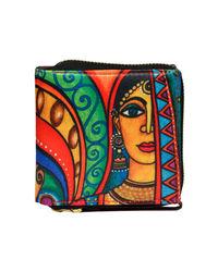Wallets And Clutches: W04-01, multicolour, multicolour