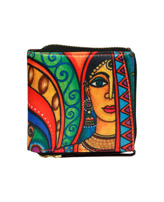 Wallets And Clutches: W04-01, multicolour, multicolour