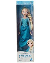 Frozen 1 Dolls Basic Doll Elsa Age, 3+
