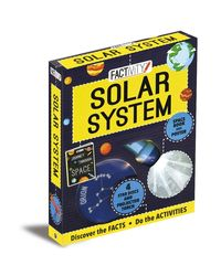 Factivity Solar System: Discover The Facts, Do The Activities, multi