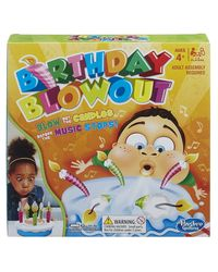Hasbro Games Birthday Blowout, Age 4+