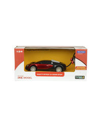 Reliance Remote Controlled 1: 24 Bugatti Car, Age 6+