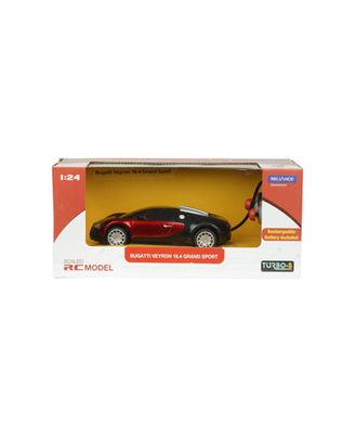 Reliance Remote Controlled 1: 24 Bugatti Car, Age 6+