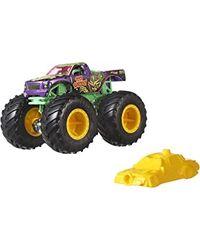 Hot Wheels Monster Trucks 1: 64 Singles Asst, Age 3+
