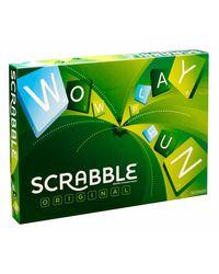 Mattel Scrabble Original Game, Age 9 To 12 Years
