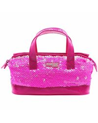 Hamster London shiny sling Bag Pink, mix