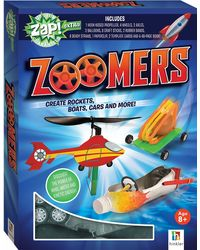 Zap! Extra Zoomers, multi