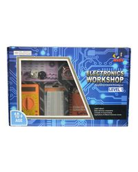 Dr. Mady Electronics Workshop Level 1, Age 10+