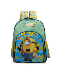Minions Banana Blue & Yellow School Bag 41 cm