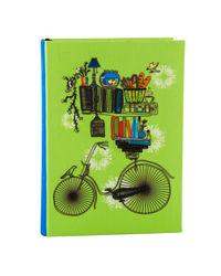 Brain Bridge Cycle Note Book 8X6 Inch A5
