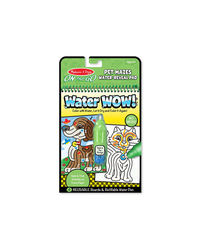 Melissa And Doug Water Wow! Pet Mazes Water Reveal Pad, Age 4+