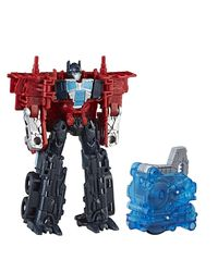 Transformers Mv6 Energon Igniter Power+ Figure, Age 6 To 8 Years