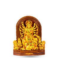 Mata Durga Maa Idol Pandal Style