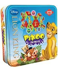 Kaadoo Board Game Disney Pixoo Lion King, Age 4+