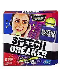 Hasbro Games Speech Breaker, Age 14+