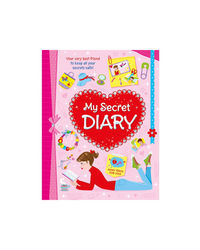 My Secret Diary (With Lock & Key), na