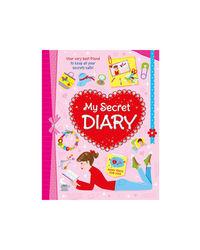My Secret Diary (With Lock & Key), na