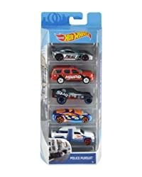 Hot Wheels 5 Car Gift Pack Asst, Age 3+