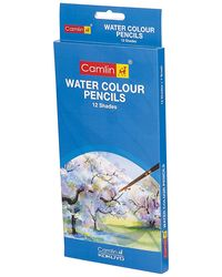 Water Colour Pencil 12 Shades, mix