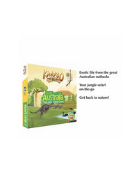 Kaadoo Board Game Oz Outback Edtion, Age 6+