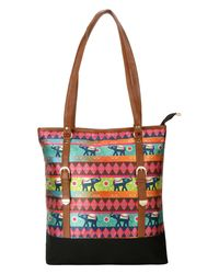 Tote Bag: 161-162, sunset black