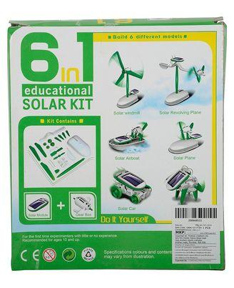 T. NA 6 in 1 Educational Solar Kit