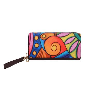 Wallets And Clutches: W08-12, indigo blue