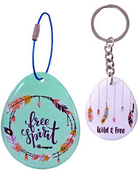 Free and Spirited!, multicoloured