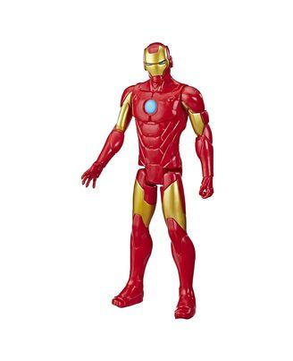 Avengers Titan Hero Figure Iron Man Age, 8+