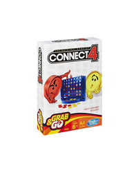 Hasbro Games Connect 4 Grab And Go, Age 6+