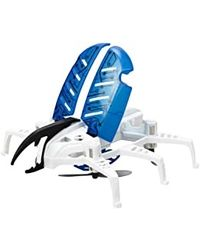 Silverlit Remote Controlled Beetle Bot Transformable Flying Robot Bug, Age 14+