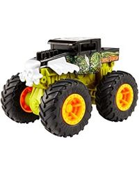 Hot Wheels Monster Trucks 1: 43 Bash Ups Asst, Age 3+