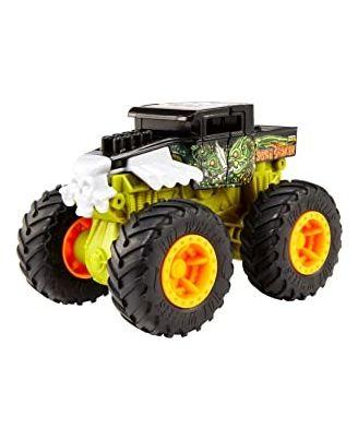 Hot Wheels Monster Trucks 1: 43 Bash Ups Asst, Age 3+