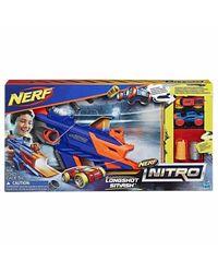 NERF Guns Nitro Longshot Smash, Age 5+