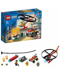 LEGO Fire Helicopter Response, Age 5+